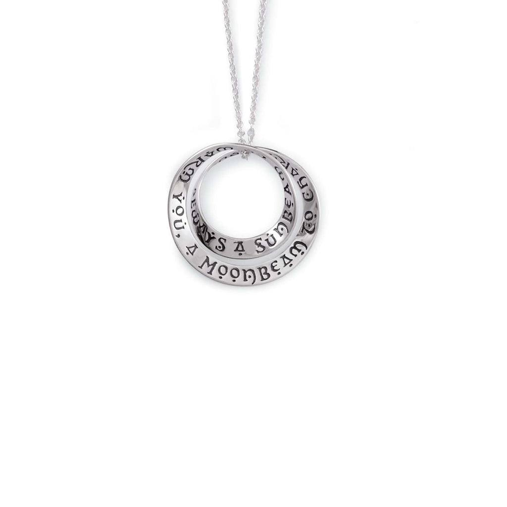Irish Blessing Necklace - The New York Public Library Shop