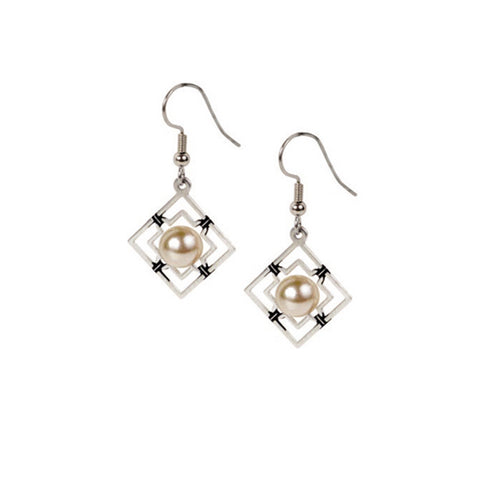 Wrought Iron Earrings