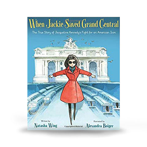 When Jackie Saved Grand Central