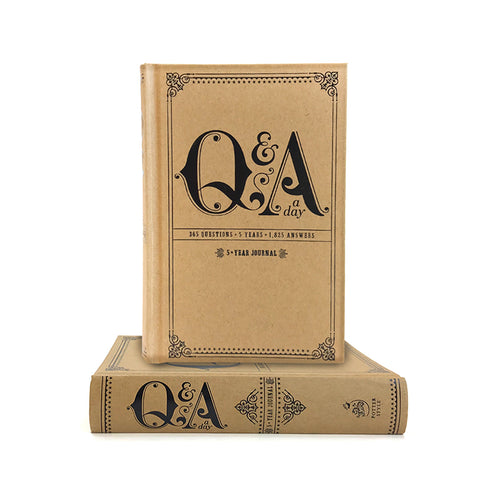 Q and A a Day 5 year Journal