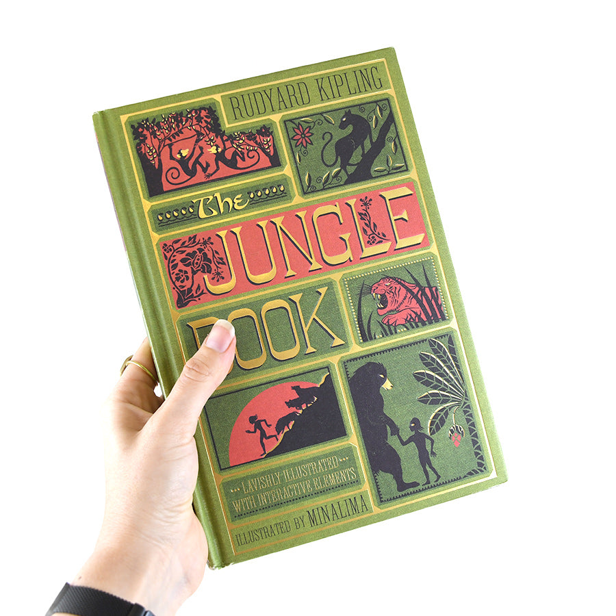 Jungle Book (Deluxe)