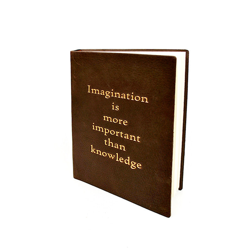 Imagination Quote Journal