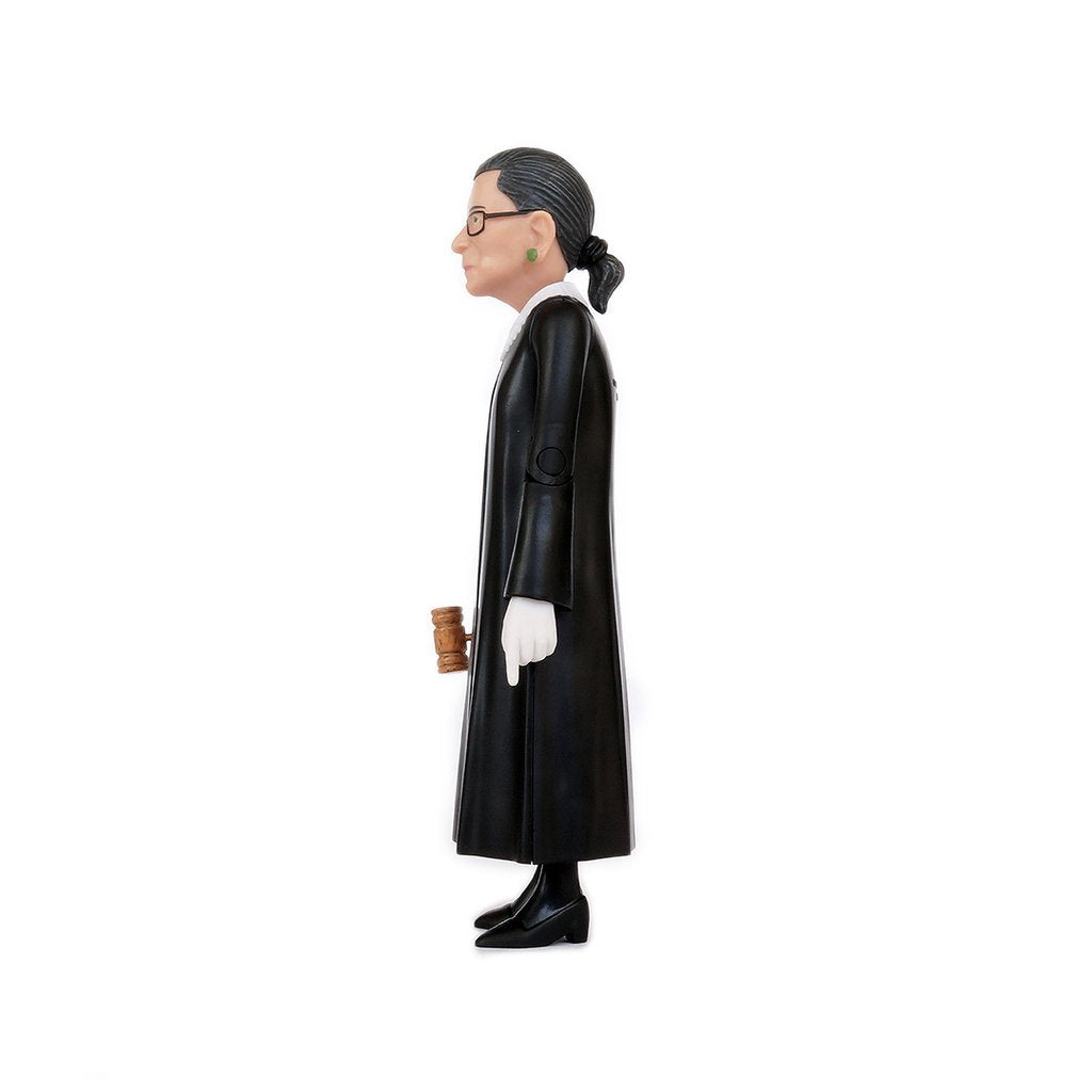 Ruth Bader Ginsburg Action Figure - The New York Public Library Shop