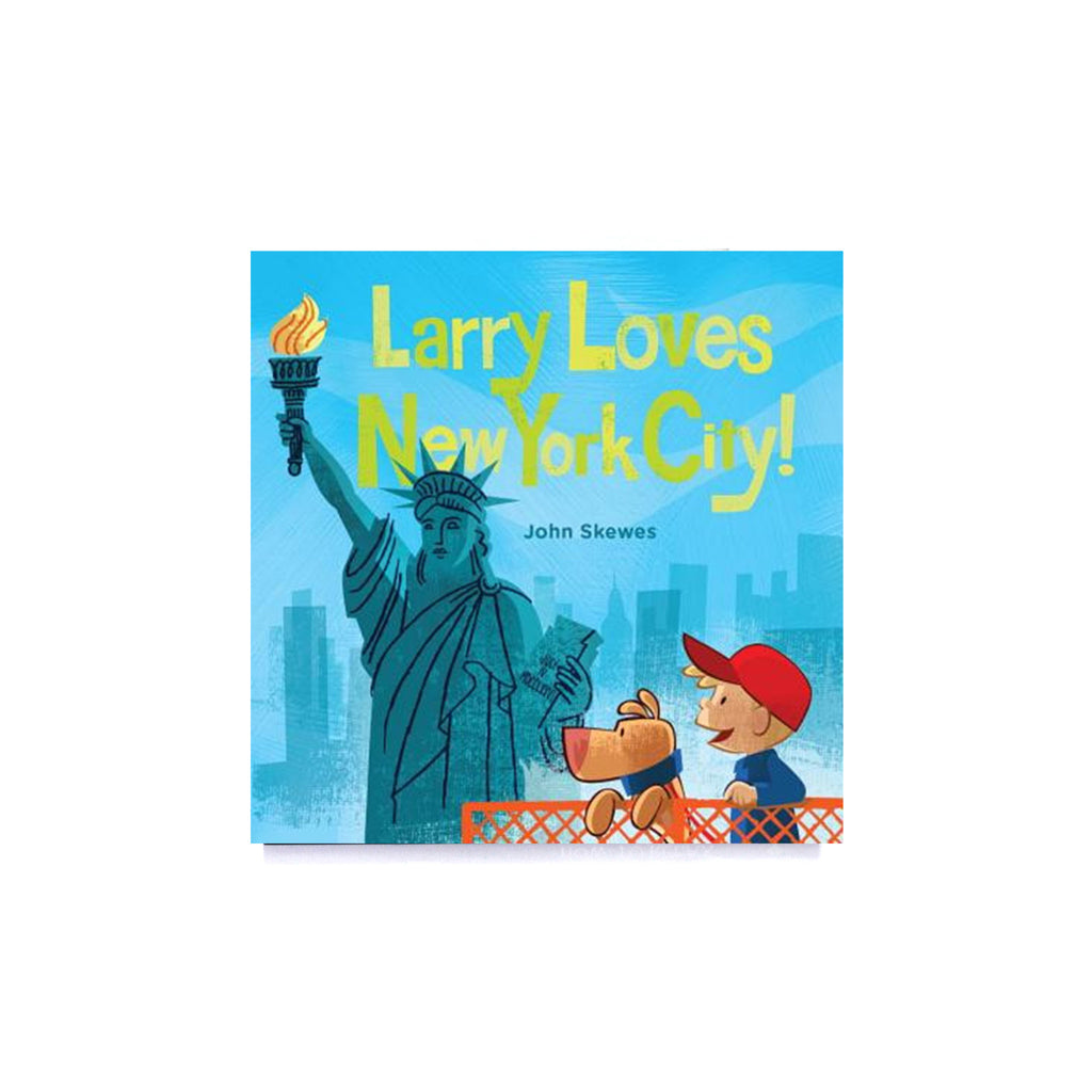 Larry Loves New York City! - The New York Public Library Shop