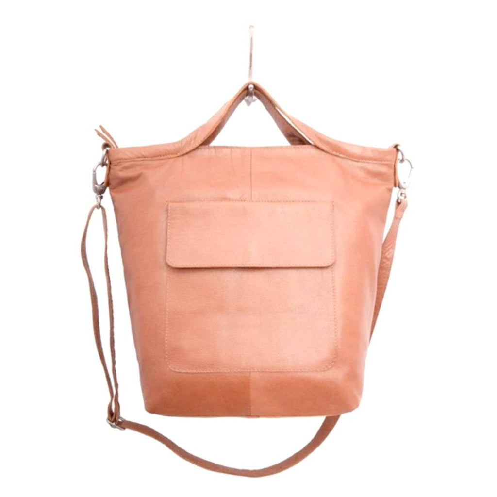 Bianca Bucket Leather Bag