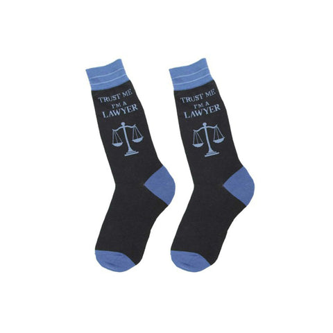Lawyer  Men's Socks