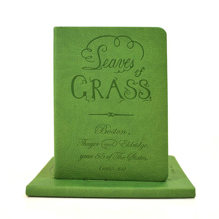 Leaves of Grass Journal - The New York Public Library Shop