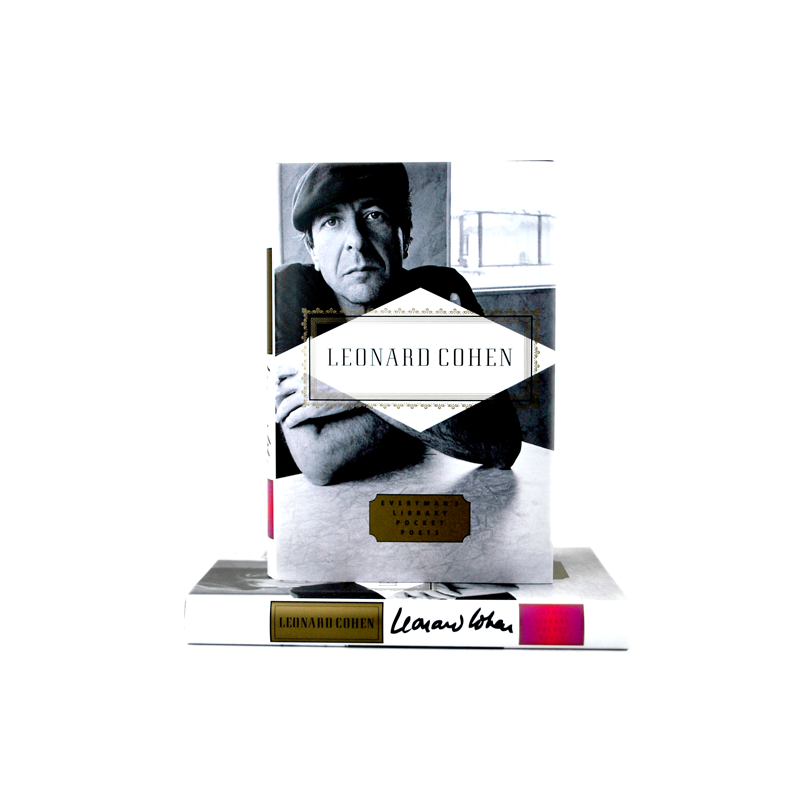 Leonard Cohen: Poems and Songs - The New York Public Library Shop