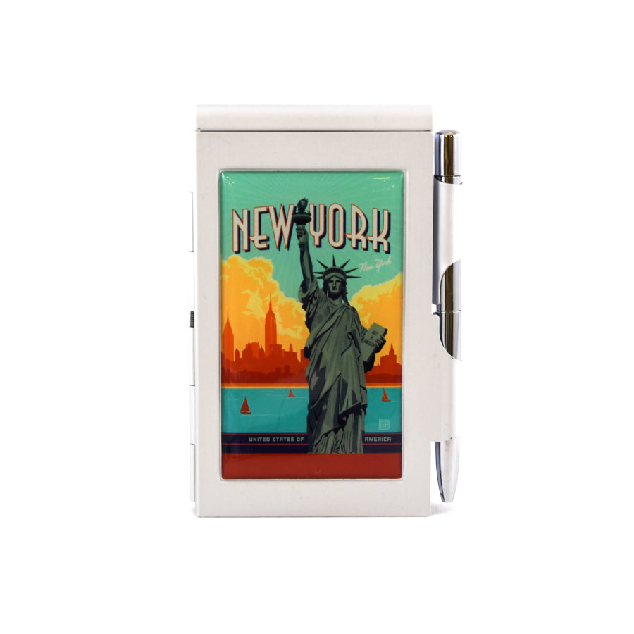 Statue of Liberty Skyline Flipnotes