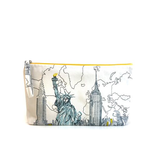 Statue of Liberty Pouch