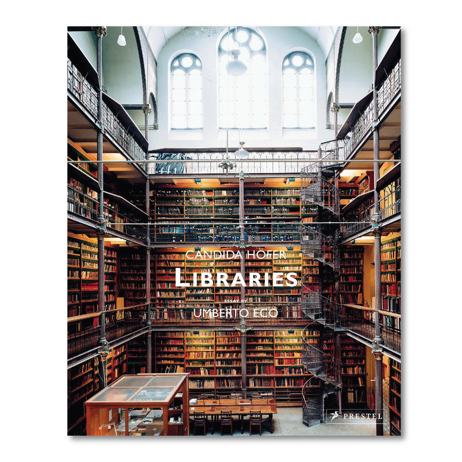 Libraries: Candida Höfer