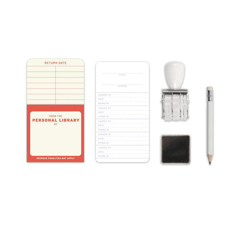 Personal Library Kit - The New York Public Library Shop