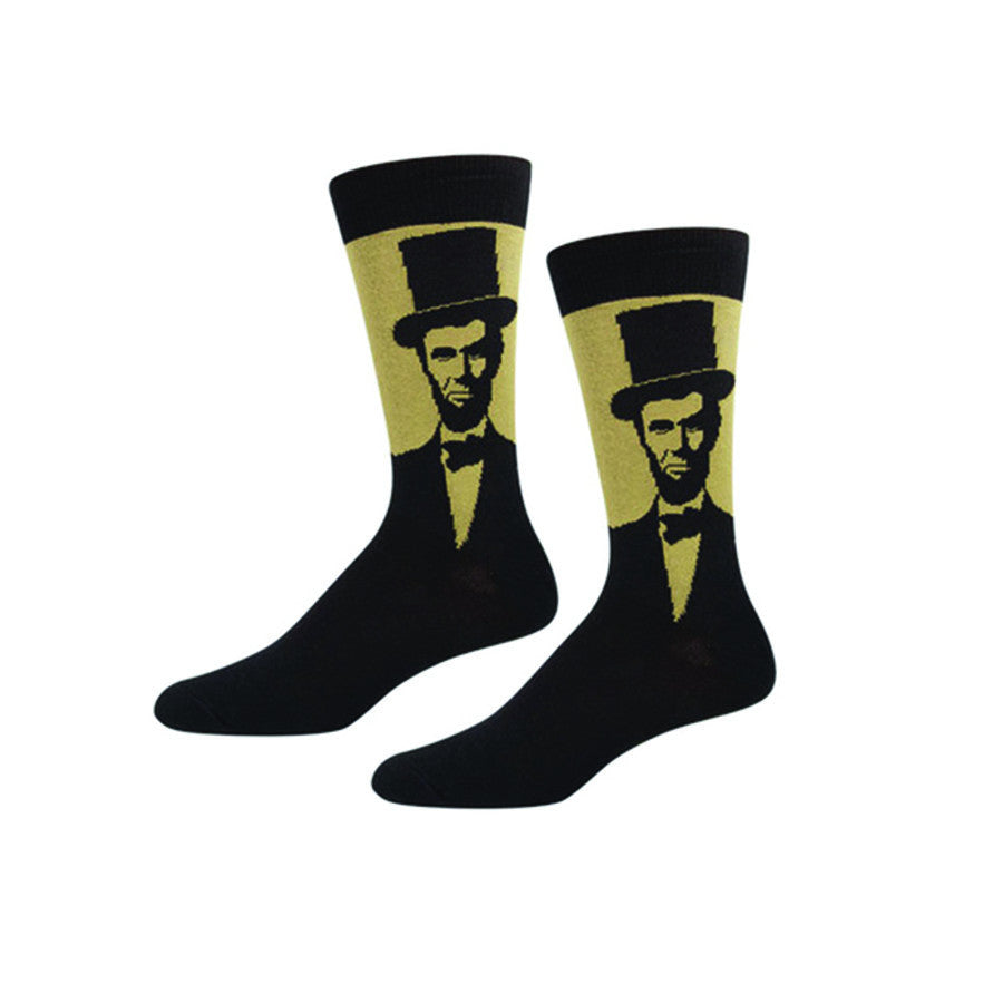 Lincoln Men's Socks - The New York Public Library Shop