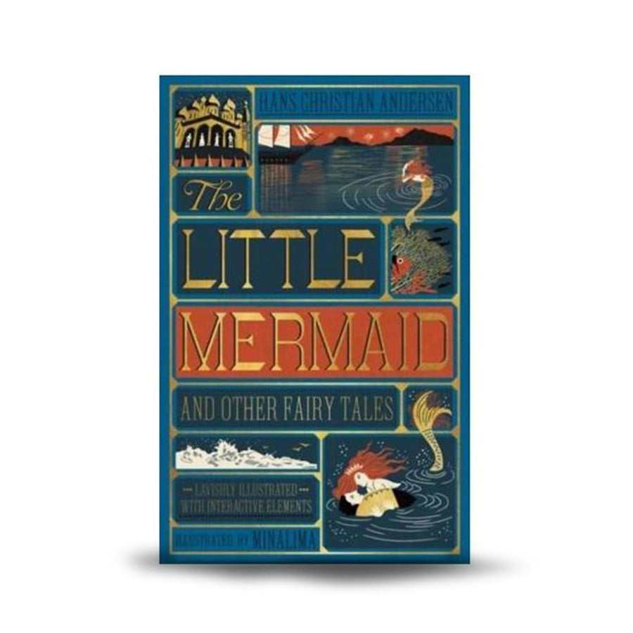 The Little Mermaid and Other Fairy Tales (Deluxe) - The New York Public Library Shop