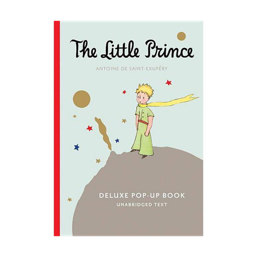 The Little Prince Pop-up Book - The New York Public Library Shop
