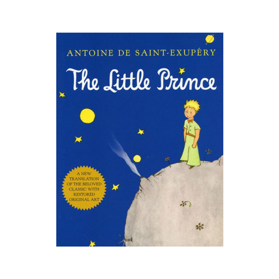 The Little Prince Book - The New York Public Library Shop