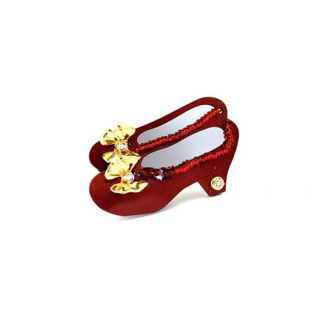 Ruby Slippers Pin - The New York Public Library Shop