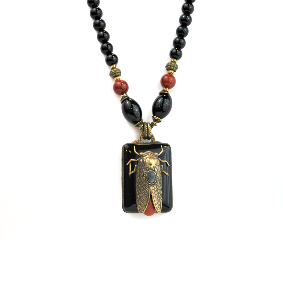 Locust Necklace - The New York Public Library Shop