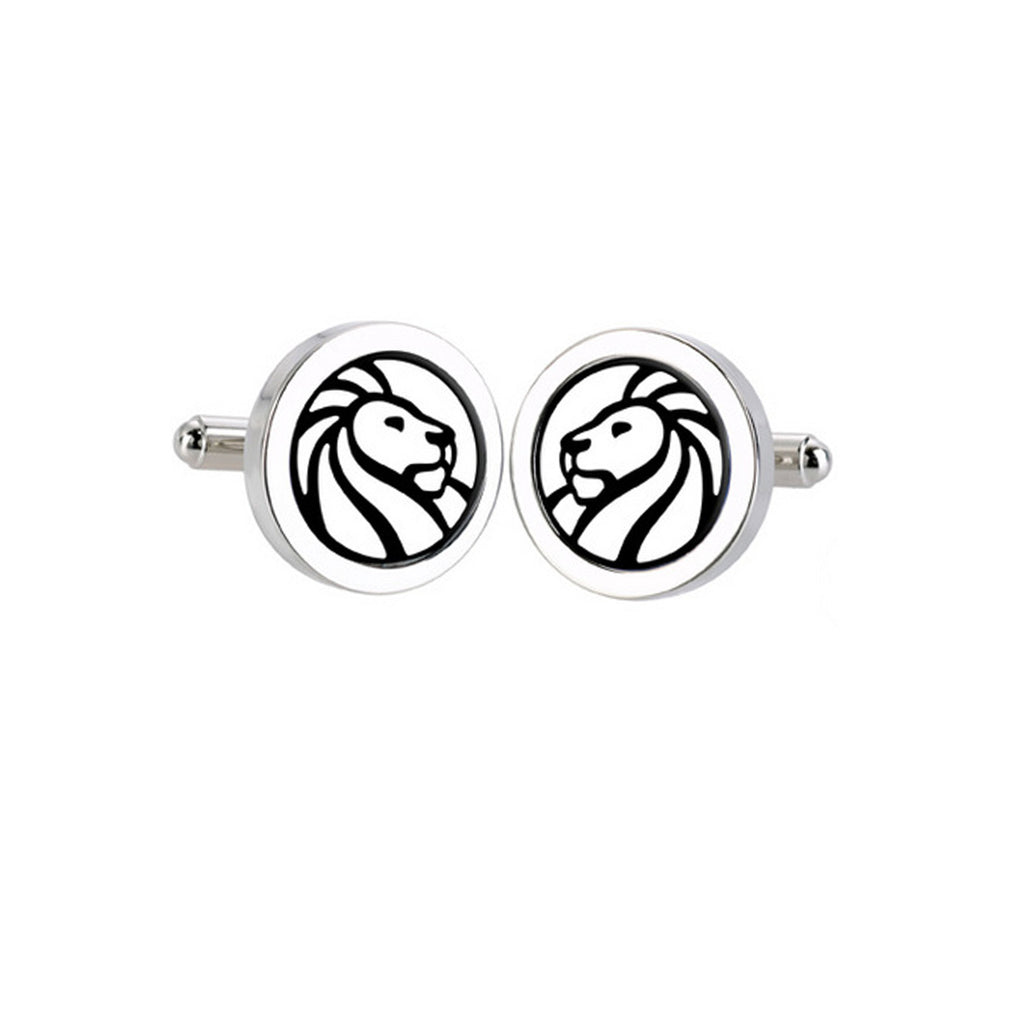 NYPL Logo Cufflinks - The New York Public Library Shop