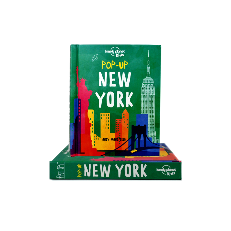 Pop-up New York (Lonely Planet) - The New York Public Library Shop