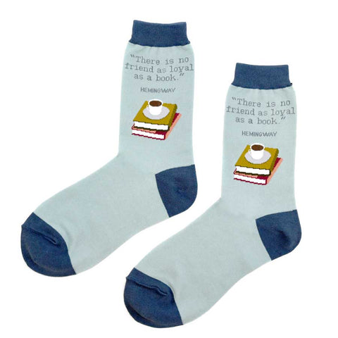 Loyal book socks
