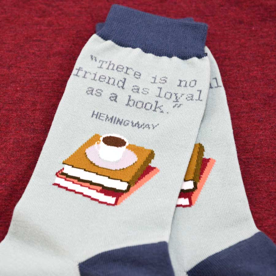 Loyal book socks - The New York Public Library Shop