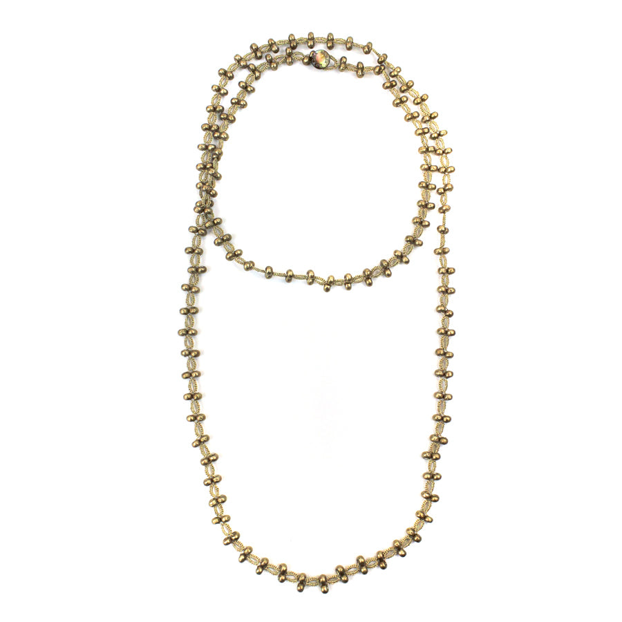 Lace Necklace: Luna - The New York Public Library Shop