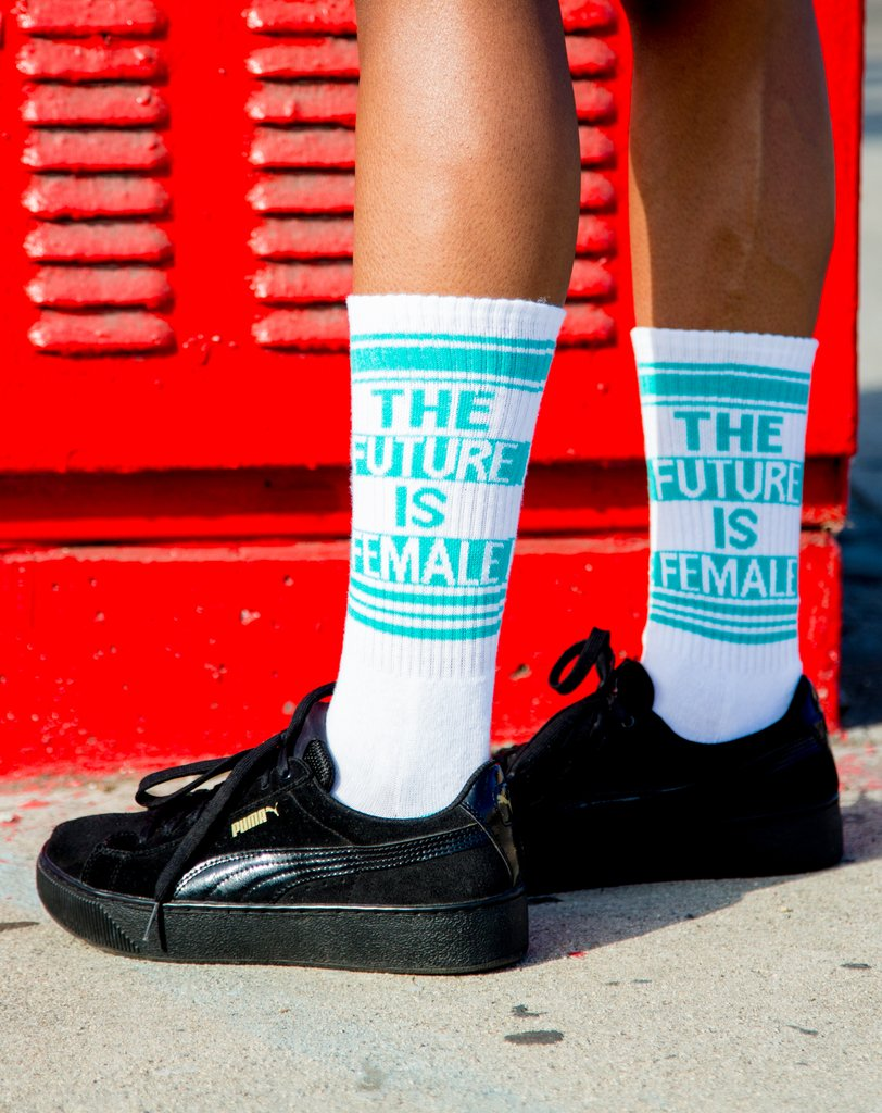 Future is Female Socks