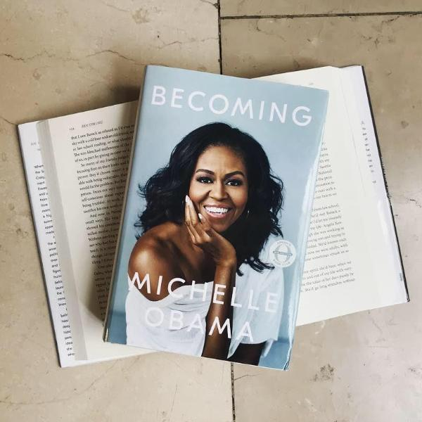 Becoming by Michelle Obama - The New York Public Library Shop