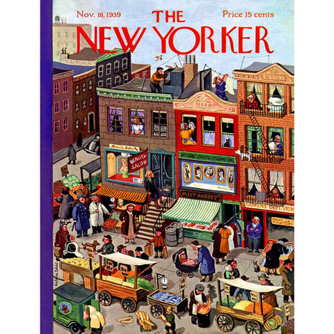 Main Street New Yorker Puzzle