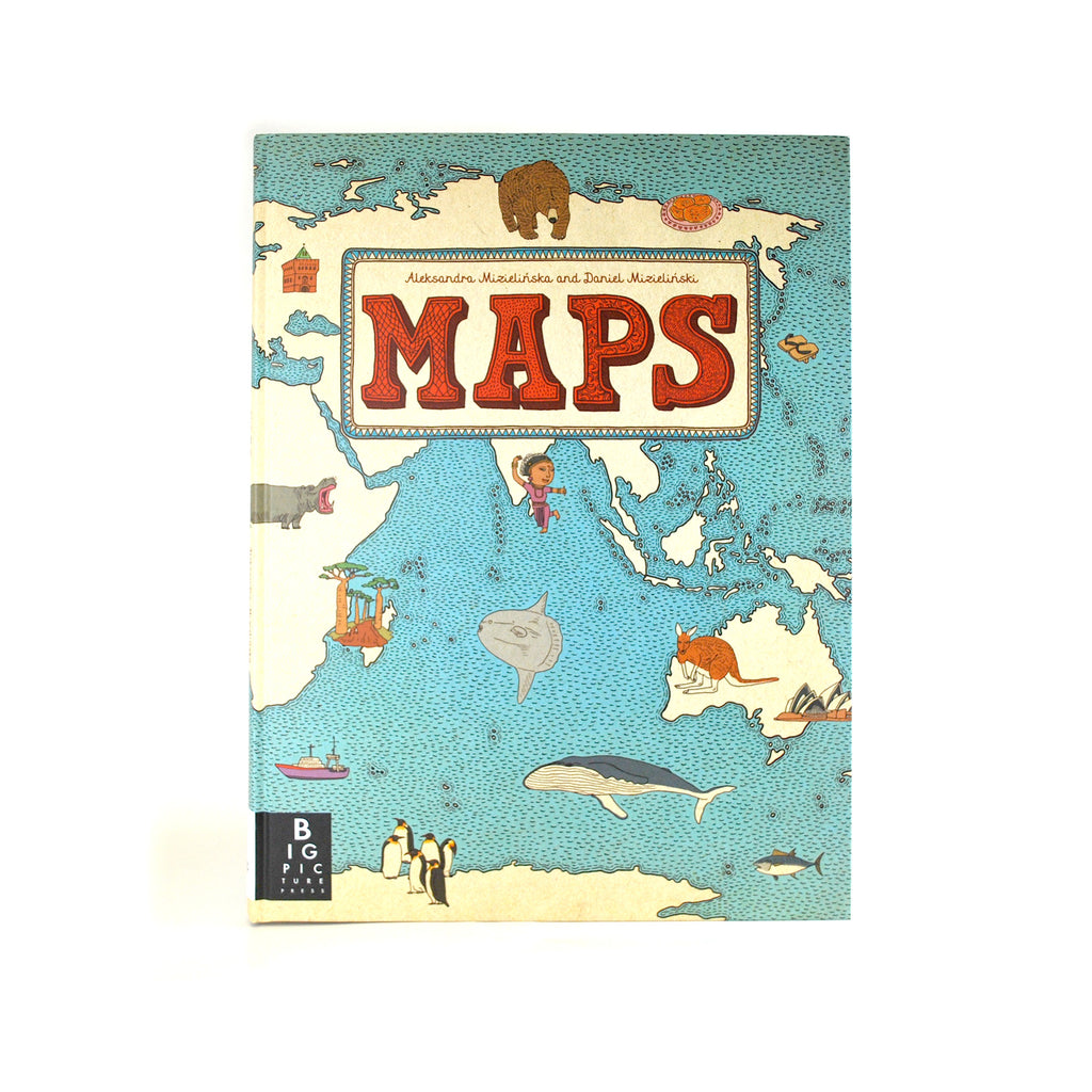 Maps - The New York Public Library Shop