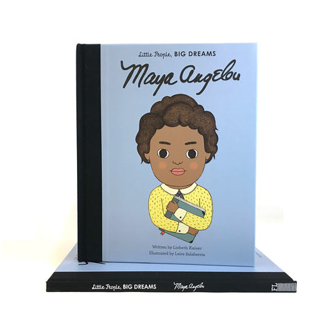 Maya Angelou: Little People, Big Dreams