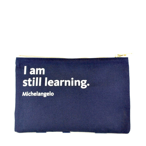 NYPL Michelangelo Pouch