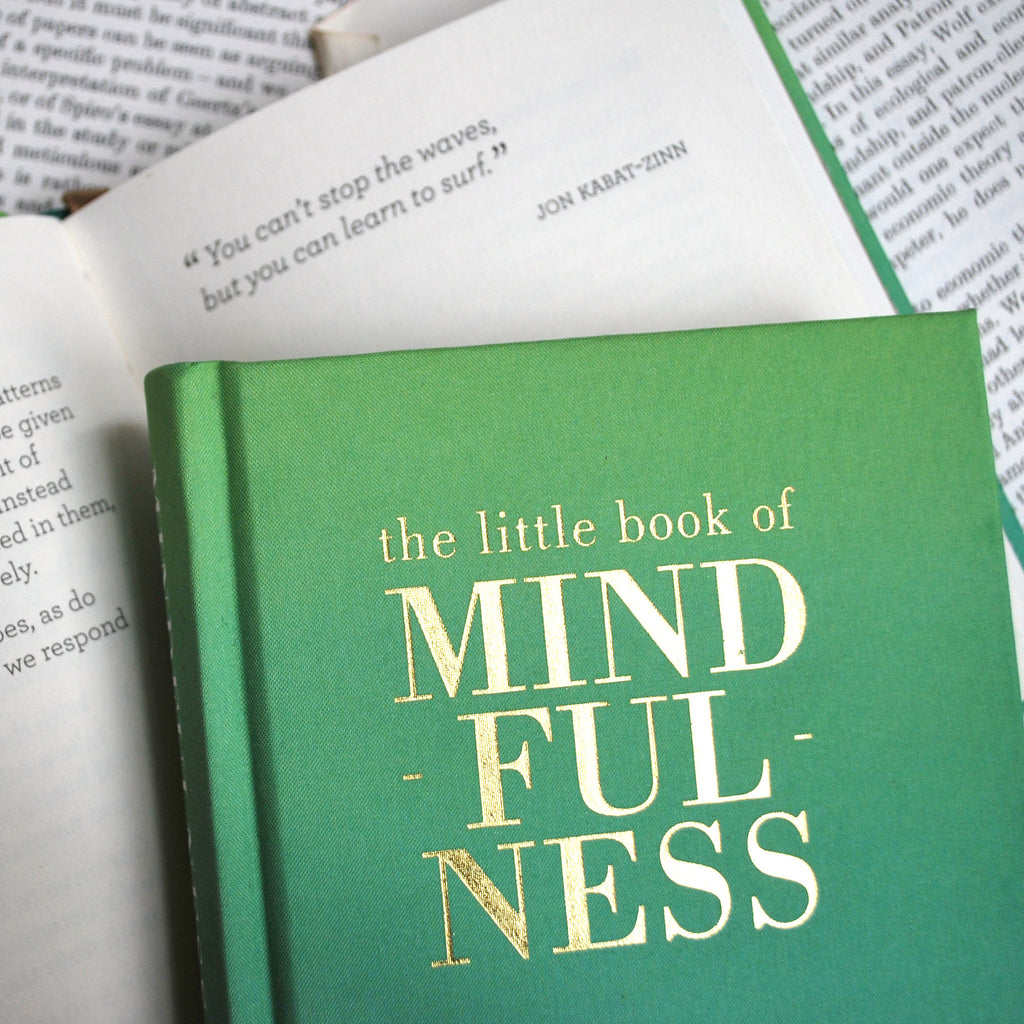 The Little Book of Mindfulness: Focus. Slow Down. De-stress. - The New York Public Library Shop
