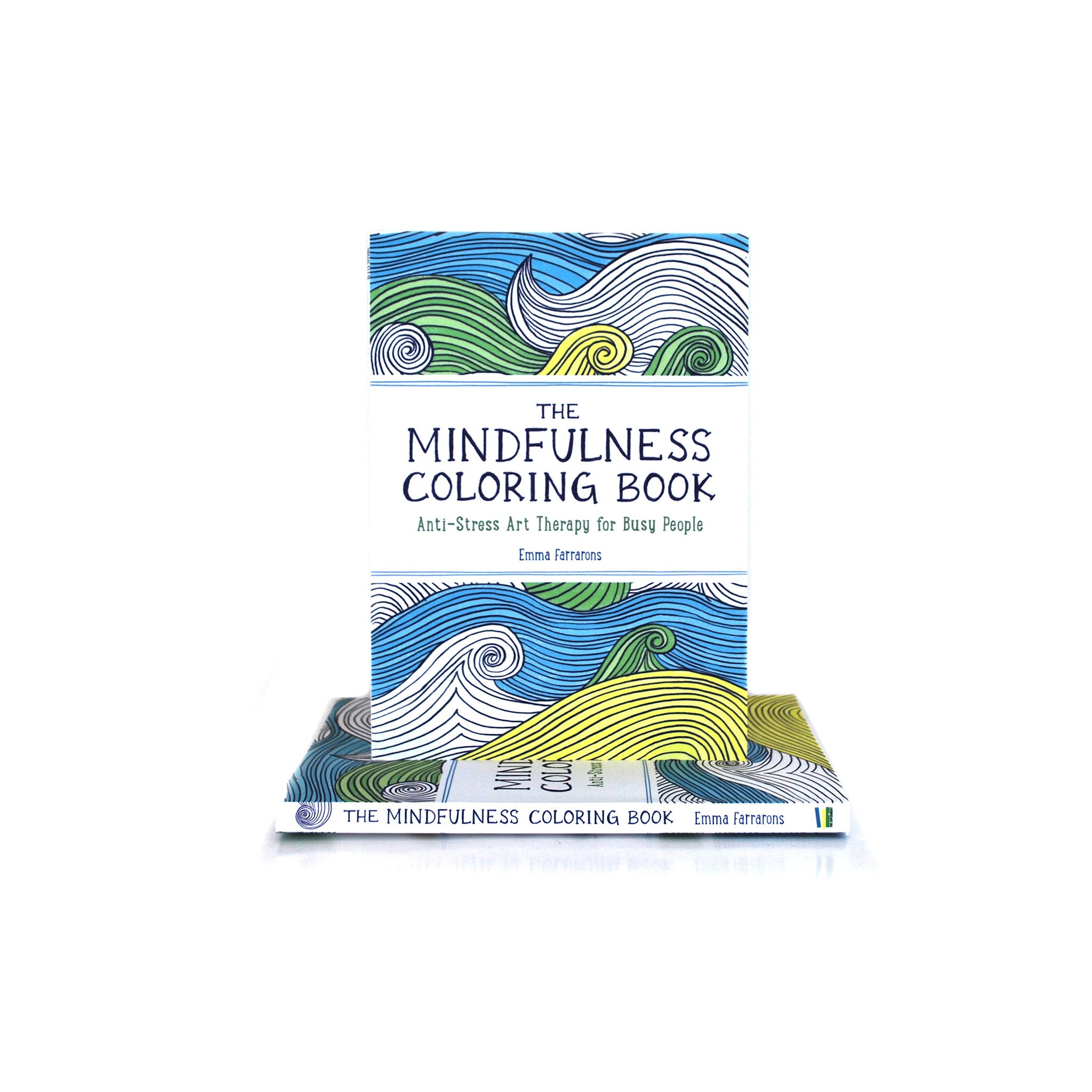 Do anti stress colouring books work - The Mindfulness Coloring Book Anti Stress Art Therapy For Busy People
