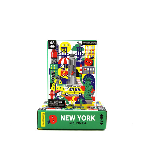 New York Mini Puzzle
