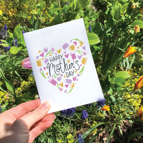 Mother's Day: Printable Greeting Card