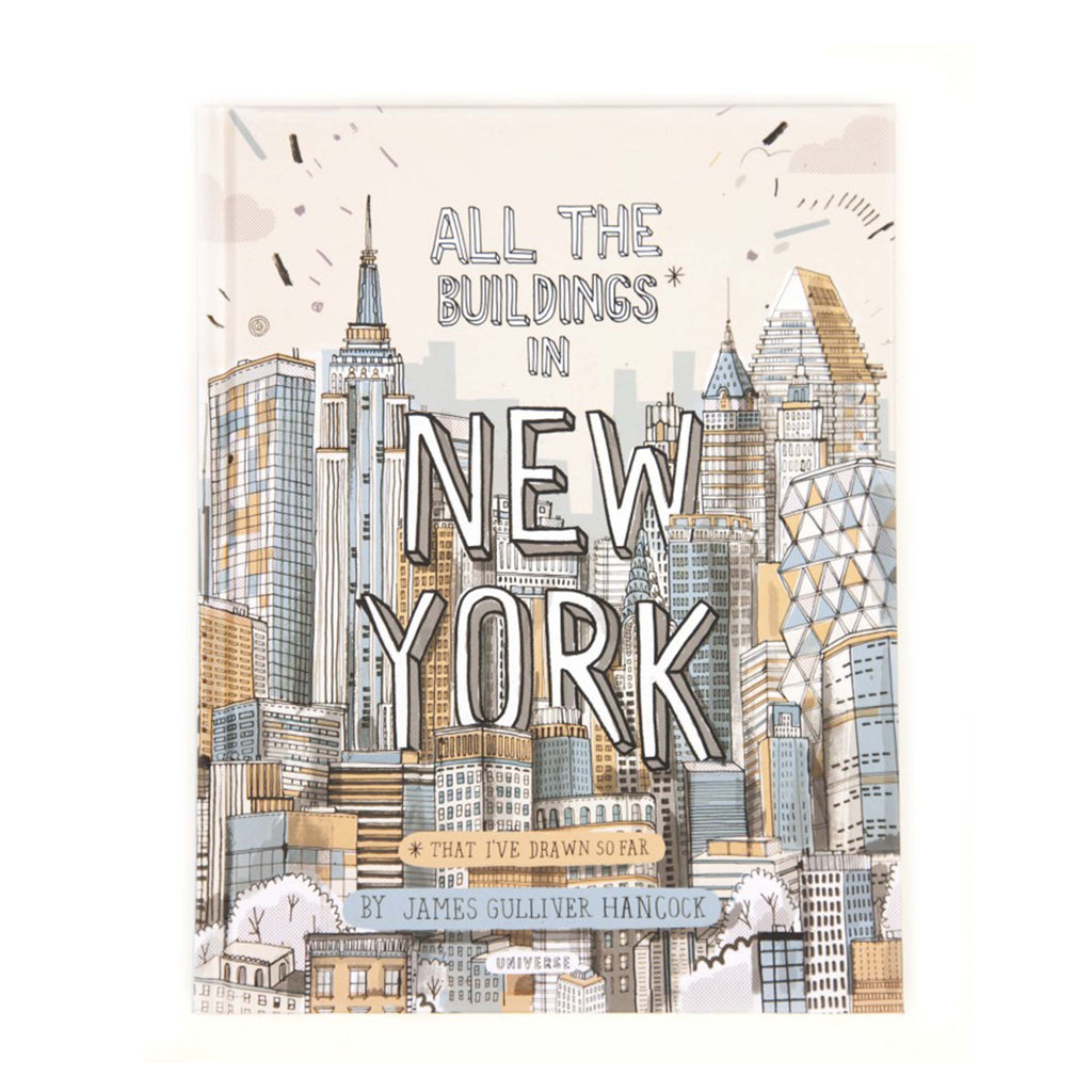 All the Buildings in New York - The New York Public Library Shop