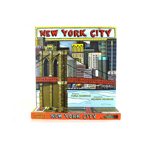 New York City Board Book