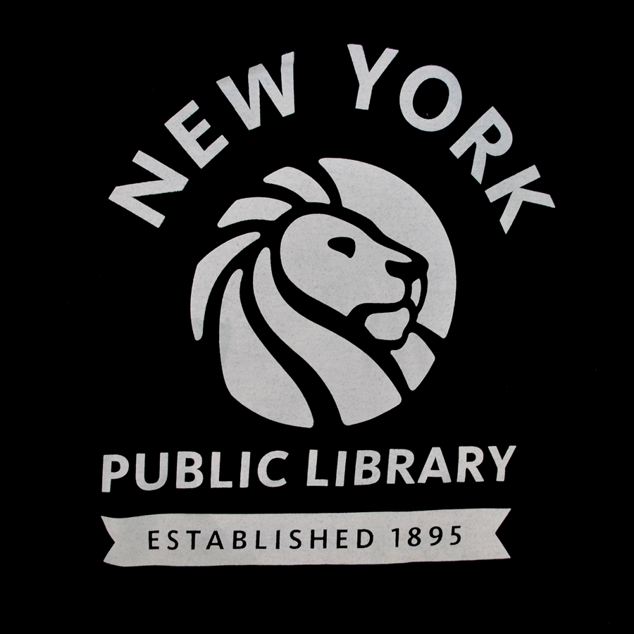 NYPL 1895 Lightweight Hooded Zip-up - The New York Public Library Shop