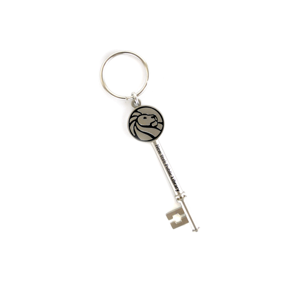 NYPL Keychain - The New York Public Library Shop
