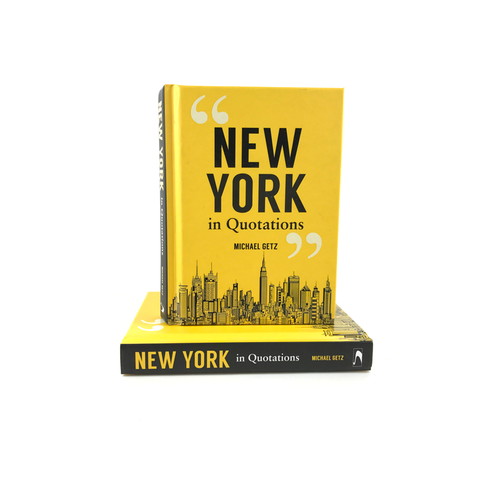 New York in Quotations - The New York Public Library Shop