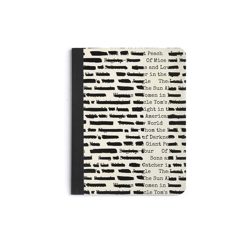 Banned Books Notebook - The New York Public Library Shop