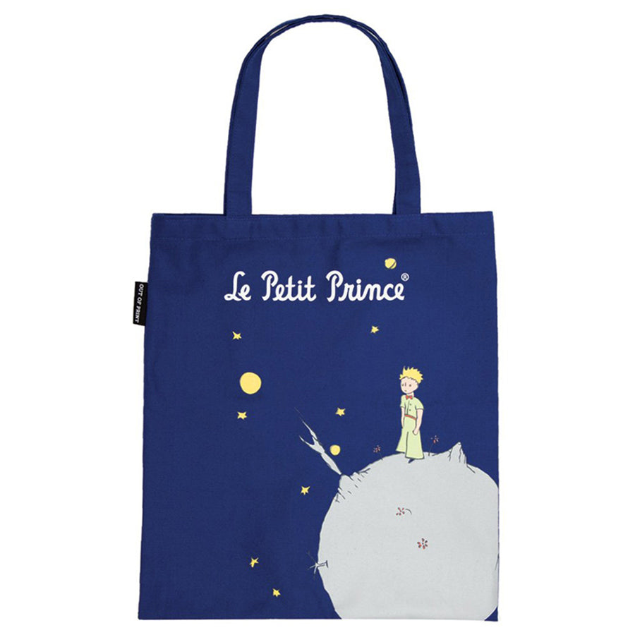 The Little Prince Tote Bag - The New York Public Library Shop