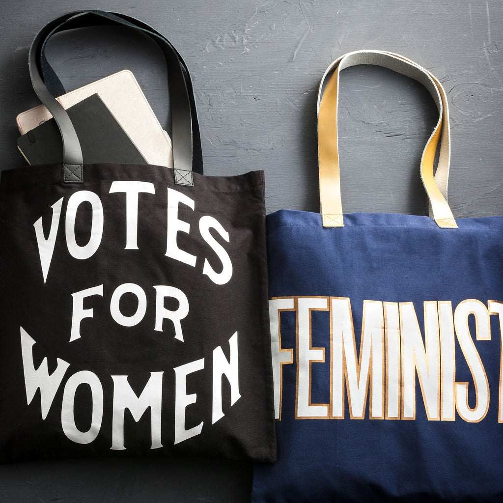 Votes For Women Tote