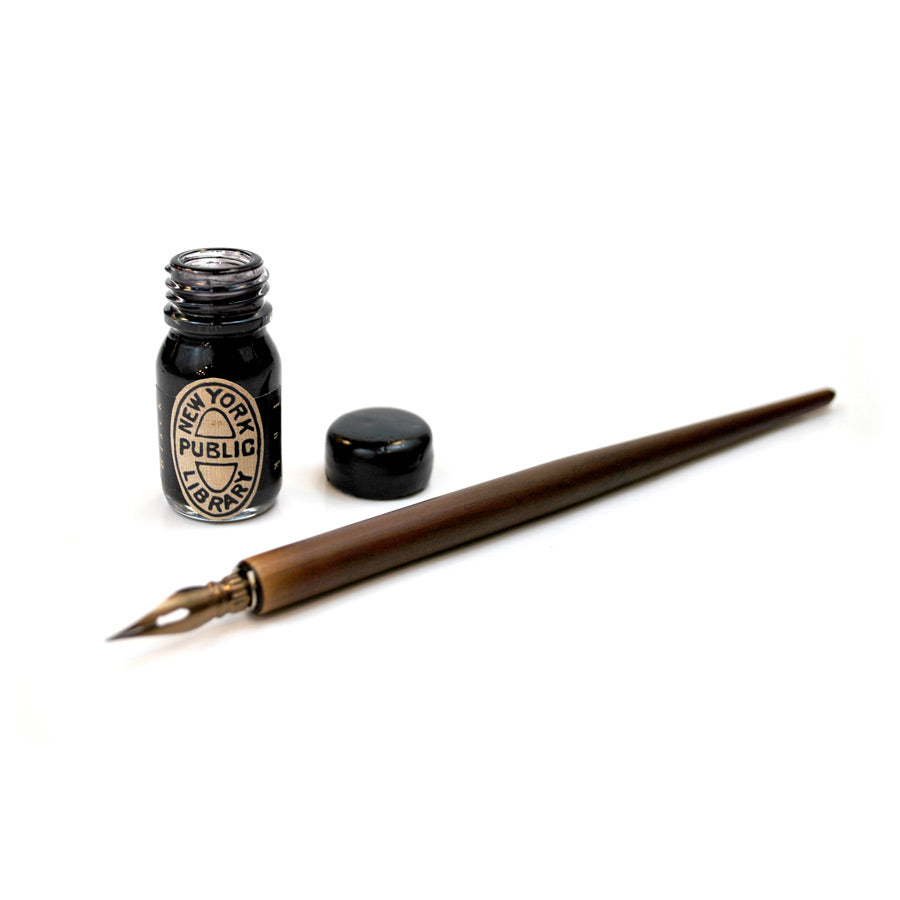 NYPL Pen Set - The New York Public Library Shop