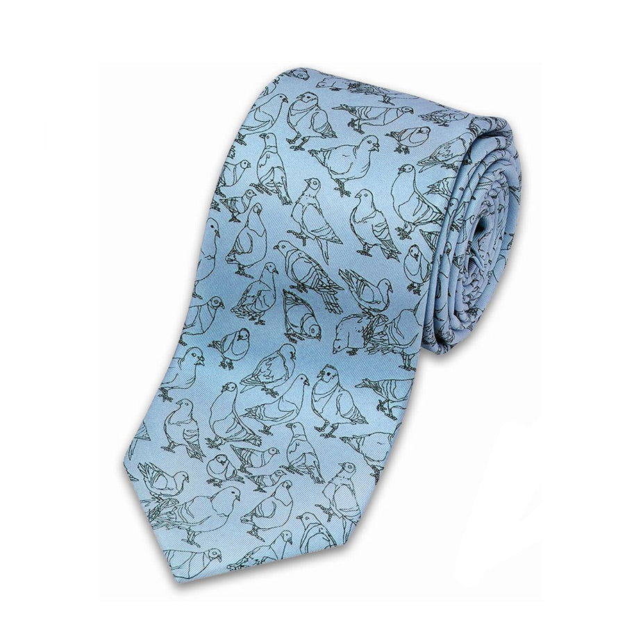 Pigeon Tie - The New York Public Library Shop
