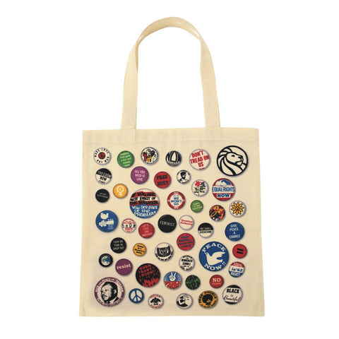 You Say You Want a Revolution Exhibition Tote Bag