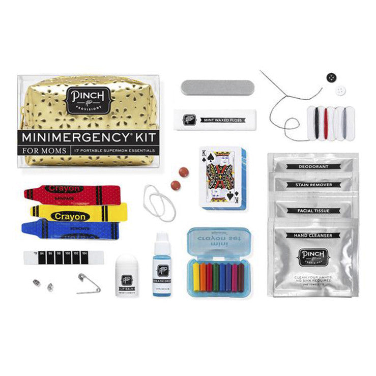 Mom Minimergency Kit - The New York Public Library Shop