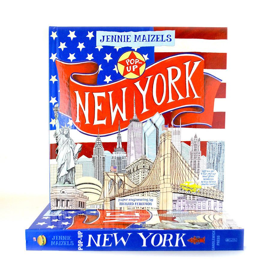 New York City Pop Up Book